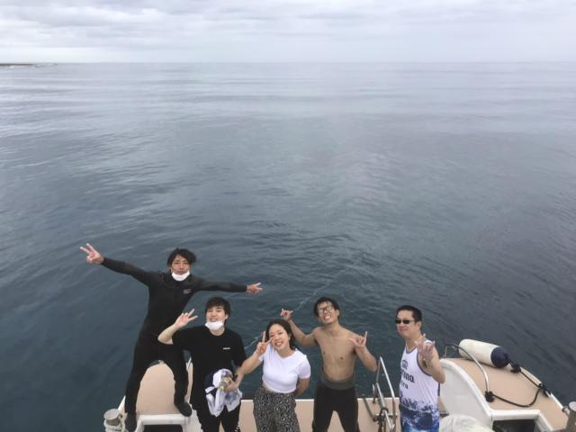 沖縄 慶良間 FUNダイビング