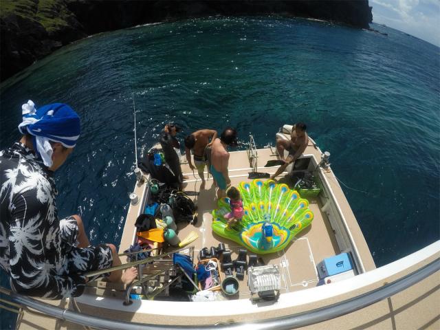 慶良間 チャーター ボート 沖縄