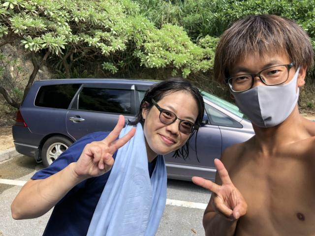 沖縄 ダイビング ビーチ FUNダイビング
