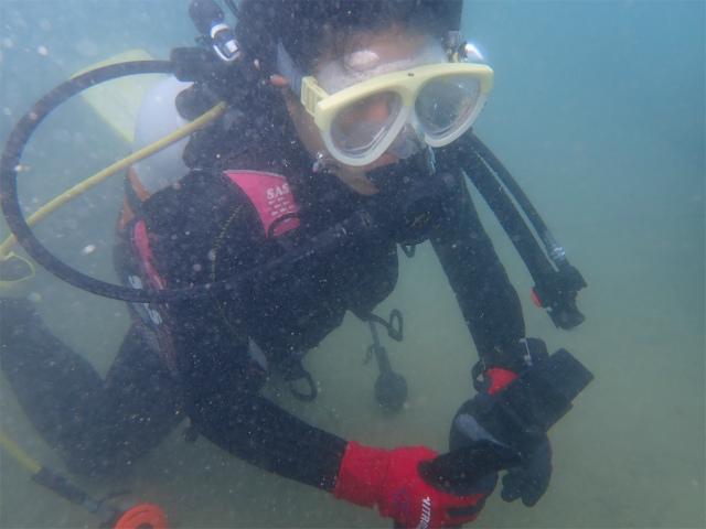 ダイビング 講習 沖縄 慶良間 観光
