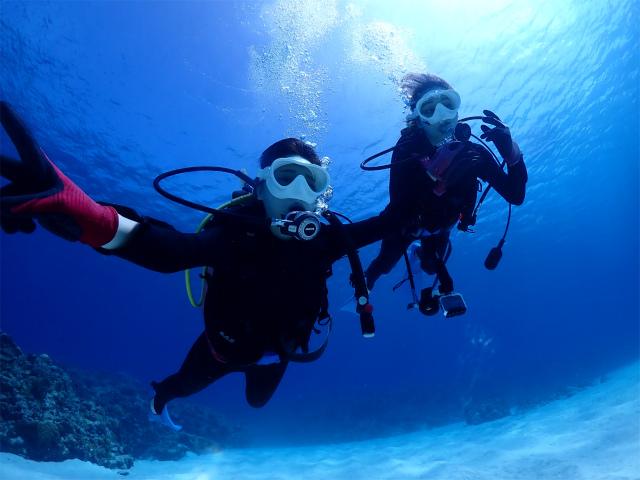 慶良間 沖縄 観光 ダイビング