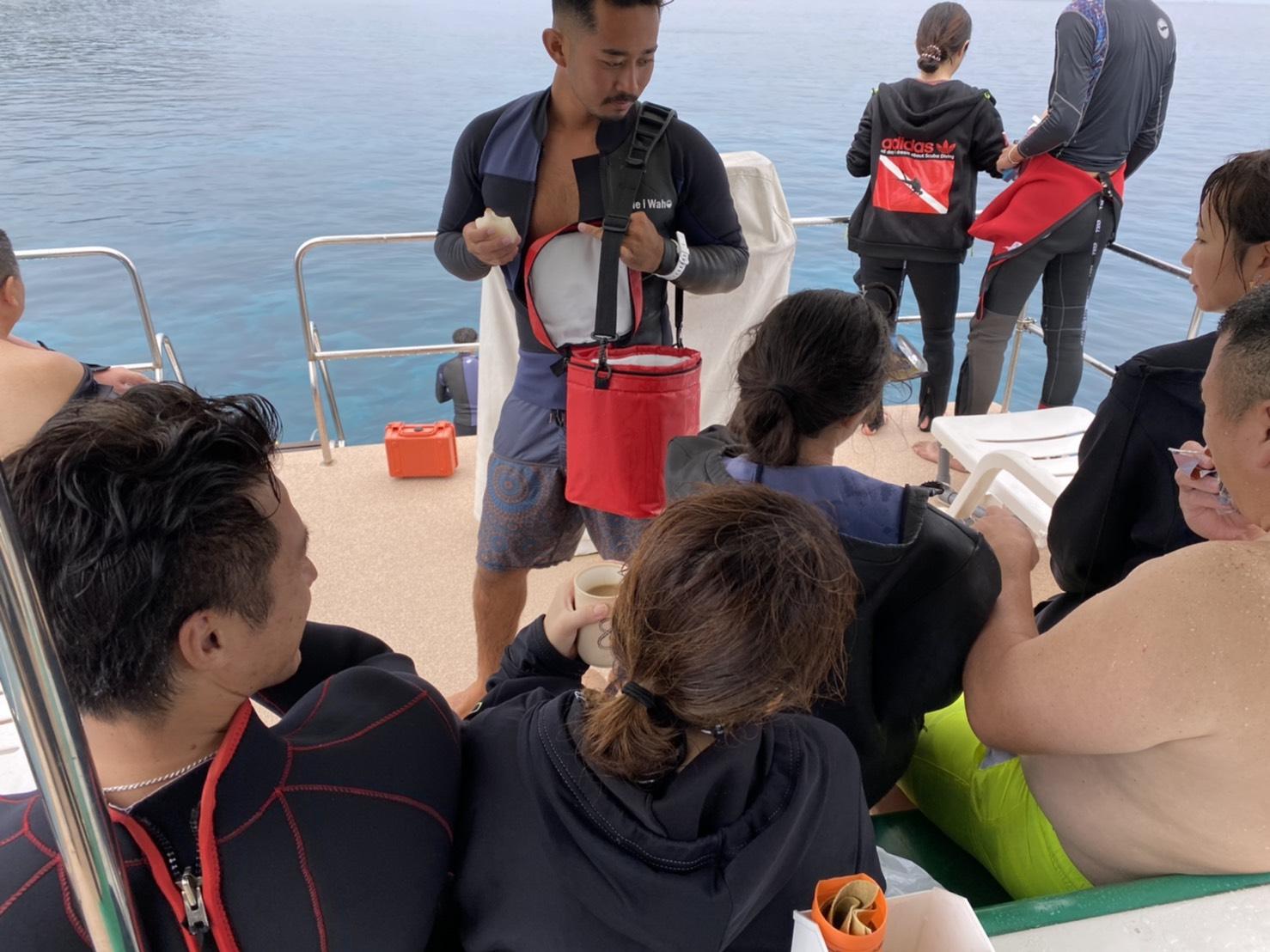 沖縄 慶良間 ダイビング 海 観光
