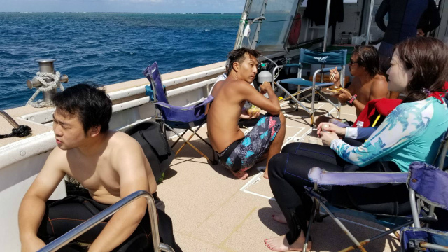 沖縄 本島 観光 北谷 ダイビング
