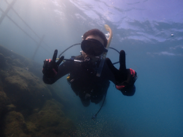慶良間 ダイビング 近海 沖縄