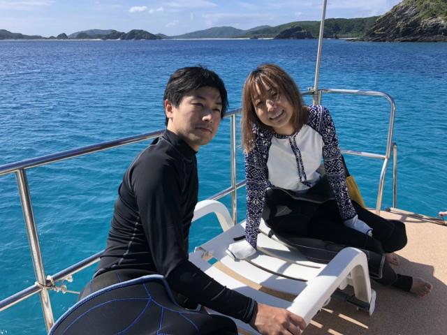 慶良間 ダイビング 講習 沖縄 観光