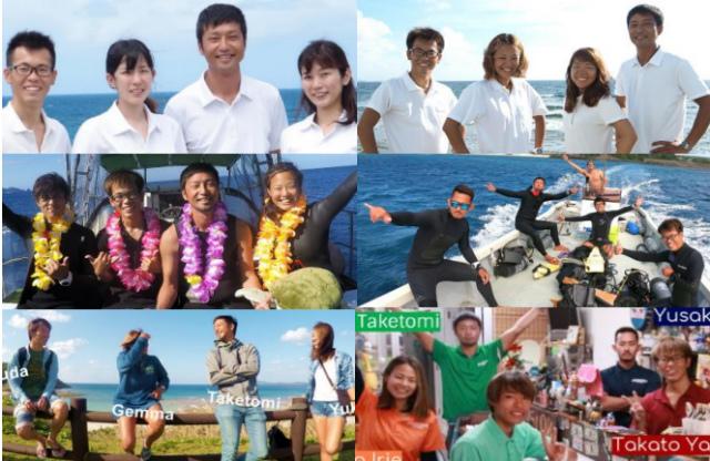 沖縄 ダイビング アルファダイブ 周年祭