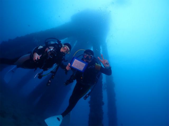 ビーチ ダイビング 沖縄 観光 海