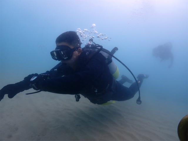 沖縄 ダイビング 観光 海 ビーチ