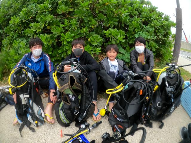 沖縄 ダイビング ビーチ 観光 GOTO