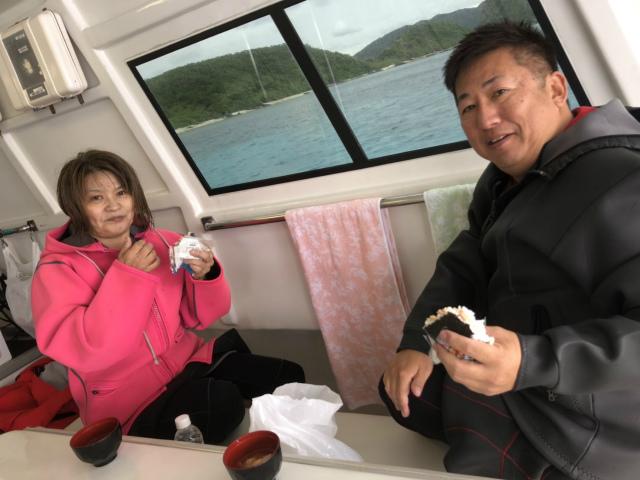 慶良間 沖縄 近海 ダイビング 海