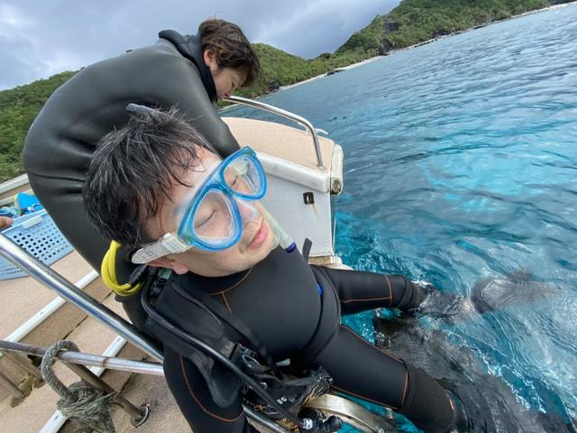 慶良間 沖縄 海 ダイビング 観光