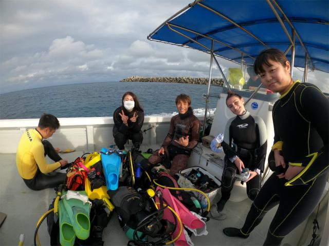 沖縄 ジンベイザメ ダイビング 観光 海