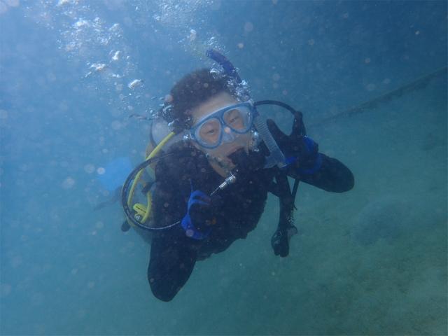 沖縄 ダイビング ライセンス講習
