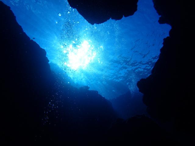 沖縄 ダイビング 講習 観光 海