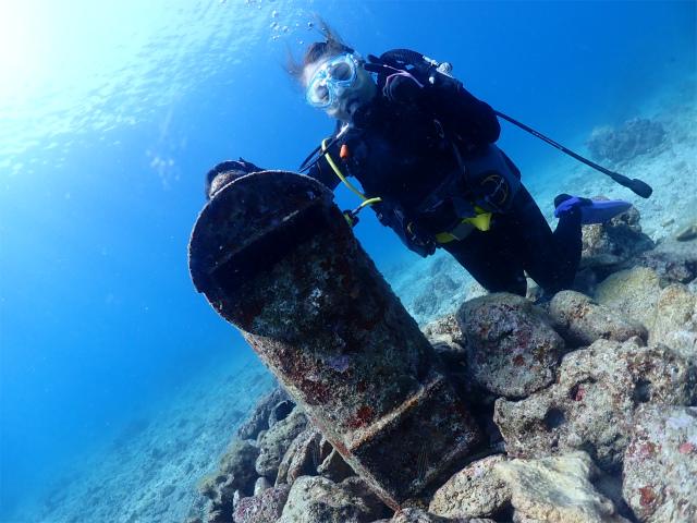 沖縄 ダイビング 観光 海 営業
