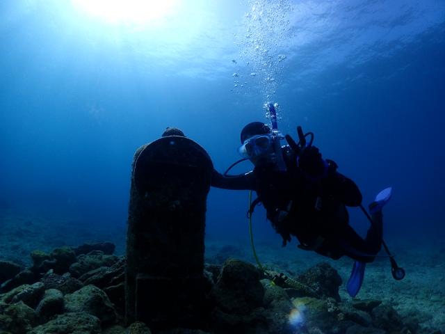 沖縄 ダイビング ビーチ 海 観光