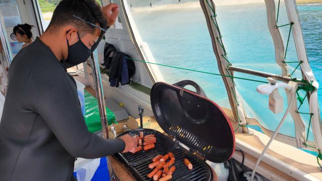沖縄 貸し切り ベータ ダイビング チャーター