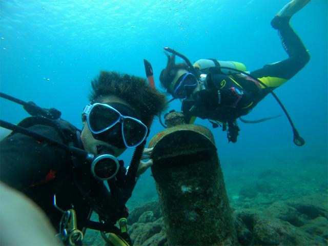 沖縄 ダイビング 講習 ライセンス 北谷