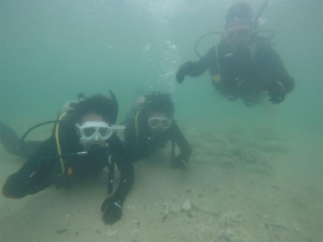沖縄 ダイビング ライセンス 講習