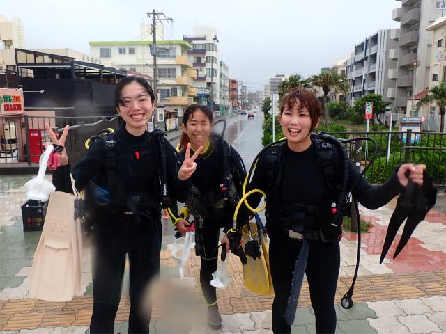 ダイビング 沖縄 砂辺