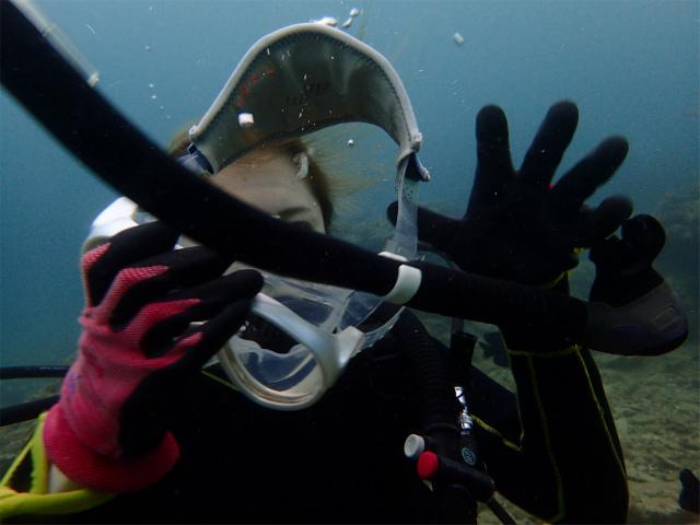 沖縄 ライセンス 講習 ダイビング
