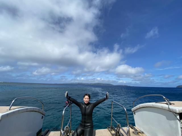 慶良間 ダイビング 沖縄 珊瑚 海