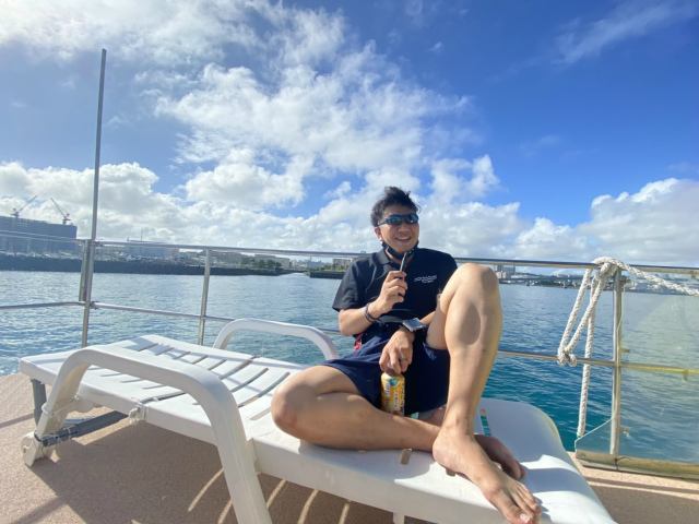 沖縄 ダイビング 海 慶良間 アルファダイブ
