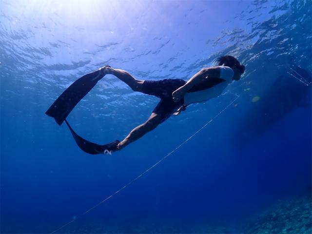 慶良間 FUN ダイビング 沖縄 ボート