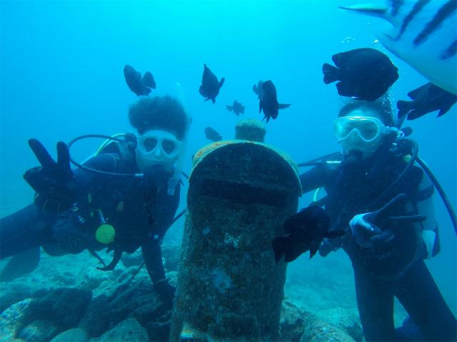 沖縄 ダイビング ライセンス 講習 観光