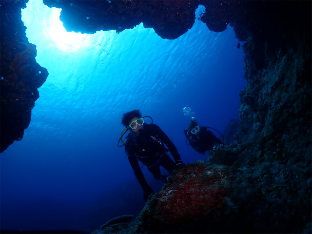 慶良間 ダイビング 沖縄