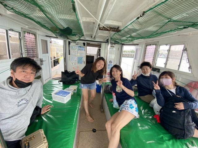 慶良間 沖縄 チービシ ダイビング 観光